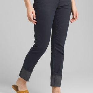 Prana Kara Denim Black Jeans